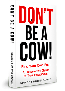 Don't be a Cow Book Cover