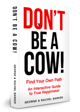 Don't Be a Cow Book Cover 2019